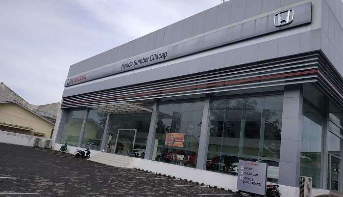 Dealer Mobil Honda Cilacap