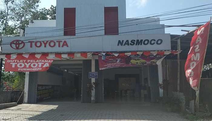 Dealer Toyota Nasmoco Purworejo