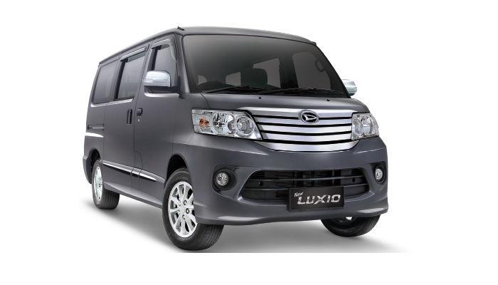 Harga Daihatsu Luxio