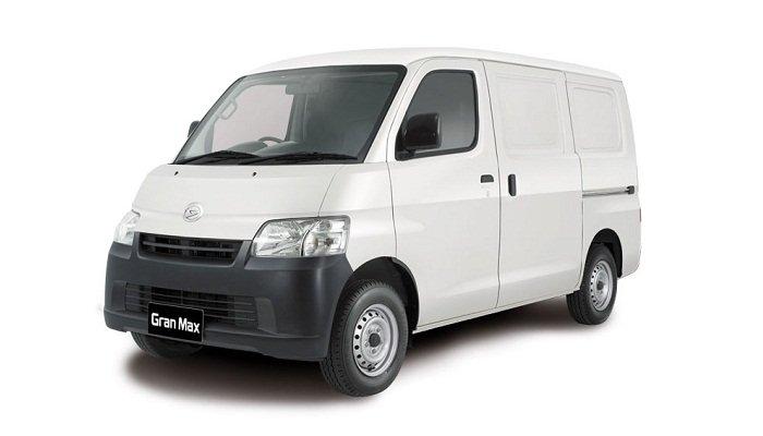 Harga Gran Max Blind Van