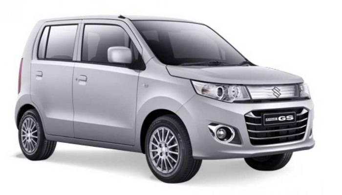 Harga Suzuki Karimun Wagon R GS