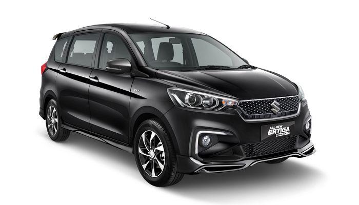 Suzuki New Ertiga Sport