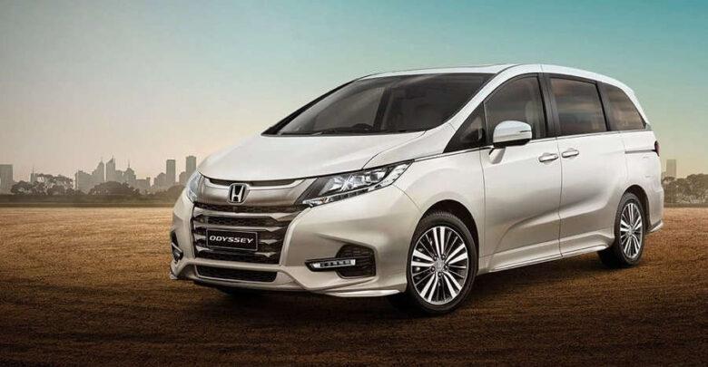 All New Honda Odyssey
