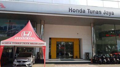 Dealer Mobil Honda Magelang