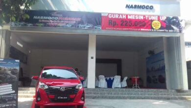 Dealer Outlet Toyota Nasmoco Purwodadi