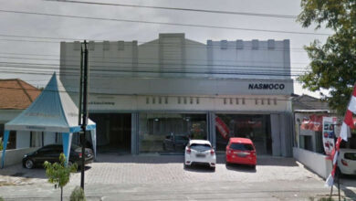 Dealer Outlet Toyota Nasmoco Sragen