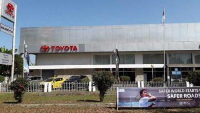Dealer Toyota Nasmoco Cilacap