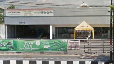 Dealer Toyota Nasmoco Kendal