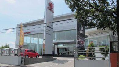 Dealer Toyota Nasmoco Klaten