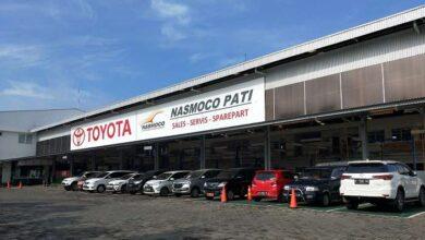 Dealer Toyota Nasmoco Pati
