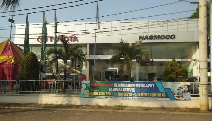 Dealer Toyota Nasmoco Pekalongan