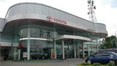 Dealer Toyota Nasmoco Semarang