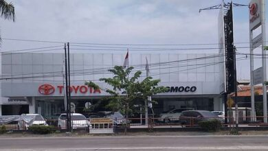 Dealer Toyota Nasmoco Tegal