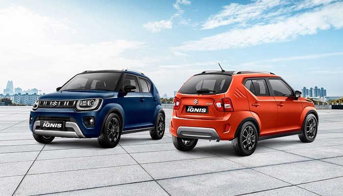 Dimensi New Suzuki Ignis