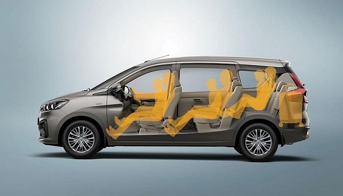 Dimensi Suzuki New Ertiga