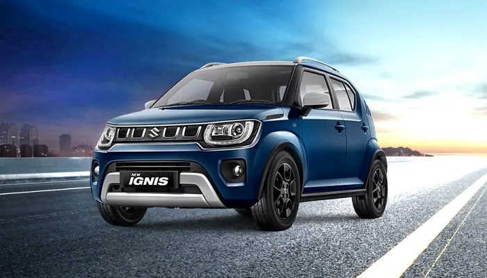 Exterior New Suzuki Ignis