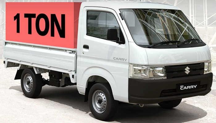 Exterior Suzuki New Carry Pick Up