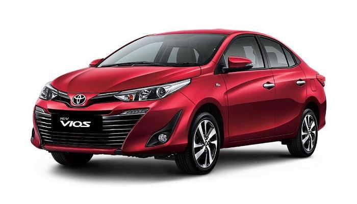 Exterior Toyota New Vios