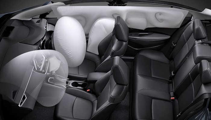 Fitur Keselamatan New Toyota Corolla Altis