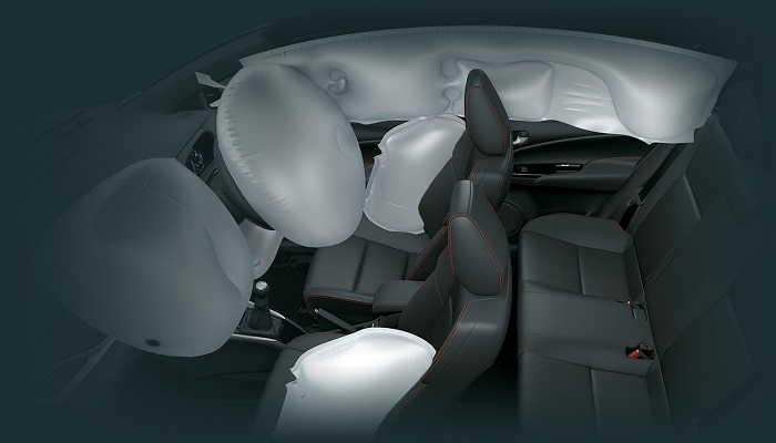 Fitur Keselamatan New Toyota Vios