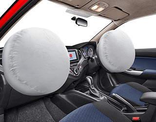 Fitur Keselamatan Suzuki Baleno Hatchback