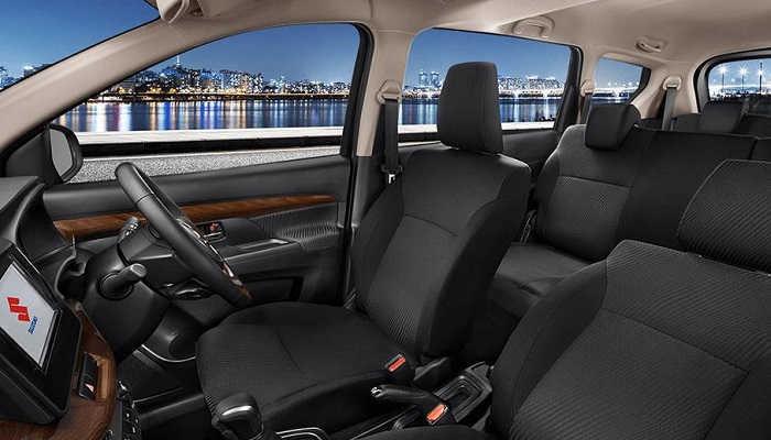 Interior Suzuki All New Ertiga Sport