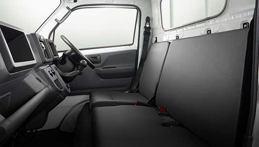 Interior Suzuki Carry Pick Up