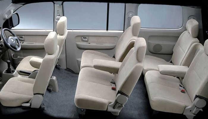 Interior Suzuki New APV Arena