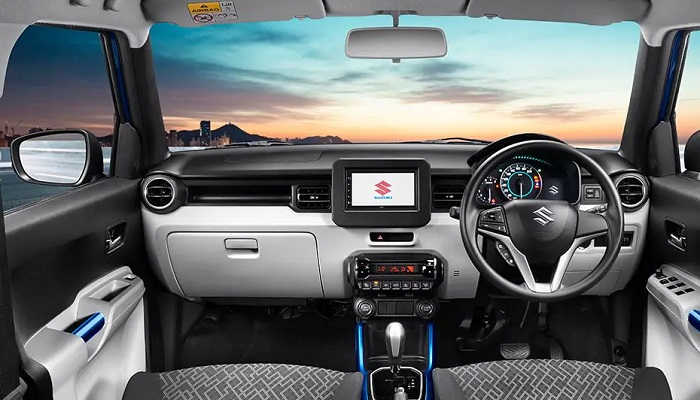 Interior Suzuki New Ignis