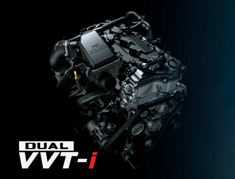 Mesin New Toyota Avanza Facelift 2020