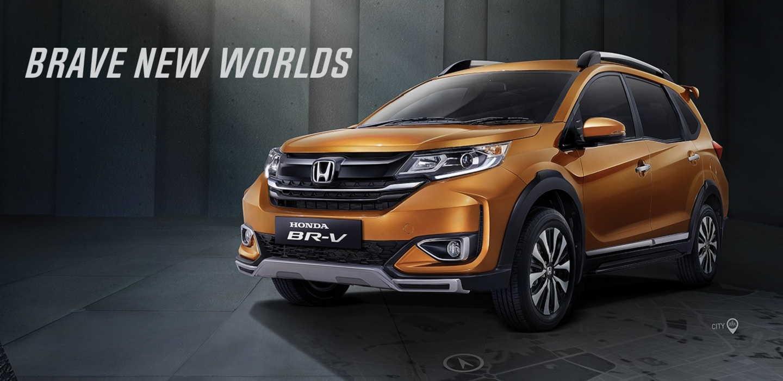 New Honda BRV Facelift 2020