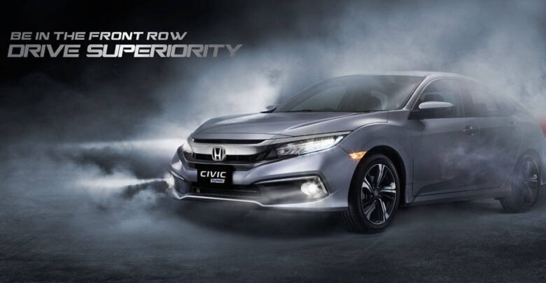 New Honda Civic Turbo Facelift