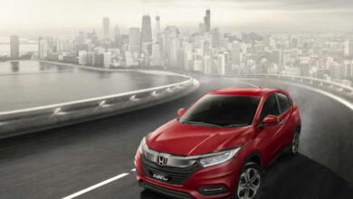 New Honda HRV Facelift 2020