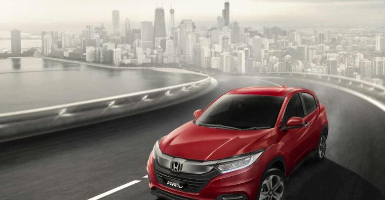 New Honda HRV Facelift 2020
