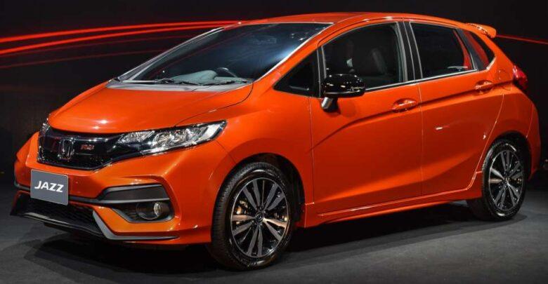 New Honda Jazz Facelift 2020
