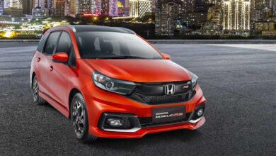 New Honda Mobilio RS Facelift