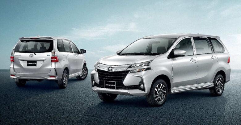 New Toyota Avanza Facelift 2020