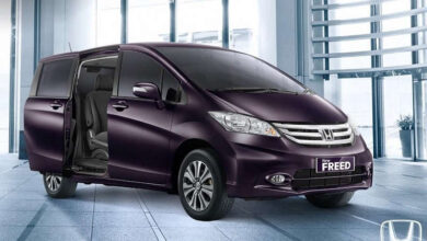 Spesifikasi Honda New Freed