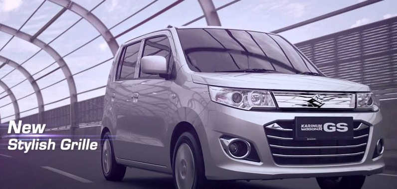Spesifikasi Karimun Wagon R GS