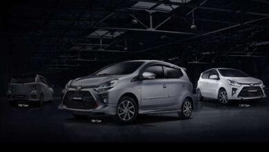 Spesifikasi New Toyota Agya
