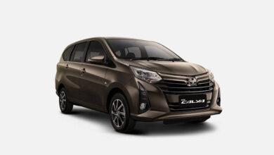 Spesifikasi New Toyota Calya Facelift