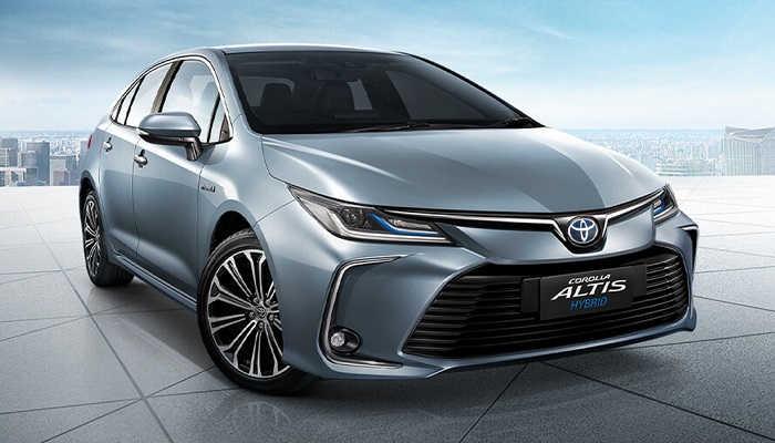 Spesifikasi New Toyota Corolla Altis