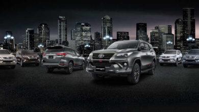 Spesifikasi New Toyota Fortuner