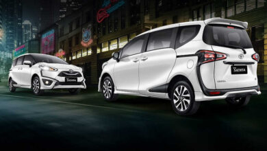 Spesifikasi New Toyota Sienta