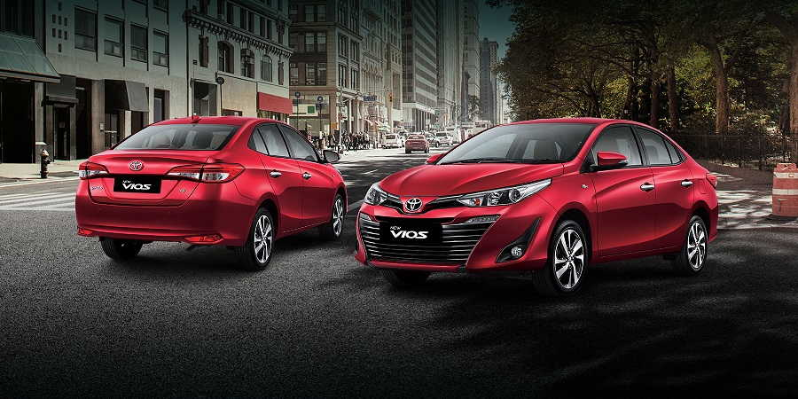 Spesifikasi New Toyota Vios