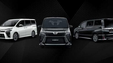 Spesifikasi New Toyota Voxy
