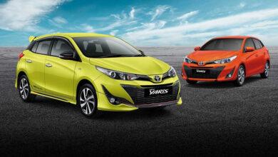 Spesifikasi New Toyota Yaris TRD