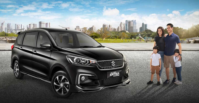 Spesifikasi Suzuki All New Ertiga Sport