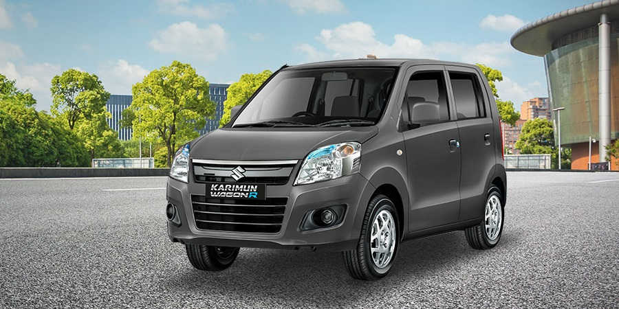Spesifikasi Suzuki Karimun Wagon R GS