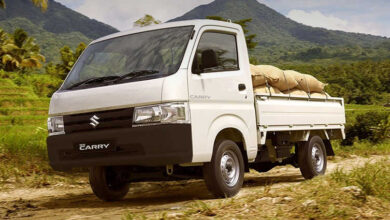 Spesifikasi Suzuki New Carry Pick Up